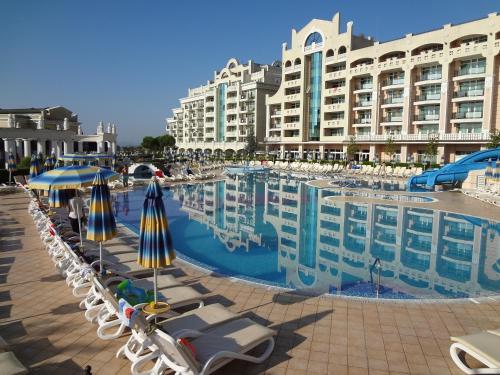 Hotelbilleder: Apartment Pomorie Paradise, Pomorie