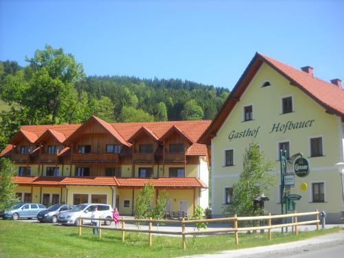 Zdjęcia hotelu: Gasthof Hofbauer, Breitenau am Hochlantsch