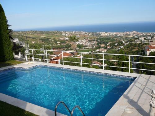 Villa Alella Sea Views
