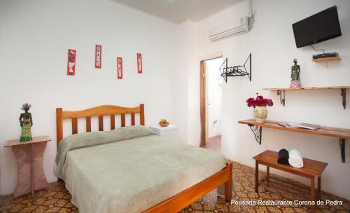 Pousada bons len is r servation gratuite sur viamichelin for Bon de reservation hotel