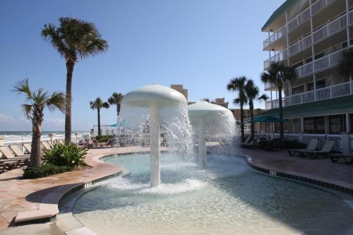 Daytona Beach Public Parking Address