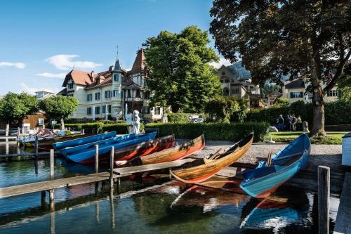 Zdjęcia hotelu: Villa Streintz, Millstatt