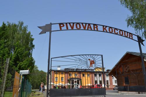 Hotel Pictures: Pivovar Kocour, Varnsdorf