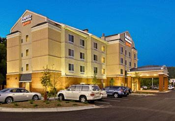 Fairfield Inn And Suites Cartersville Review