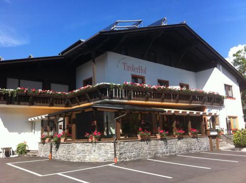 Fotografie hotelů: Hotel Tirolerhof, Telfs