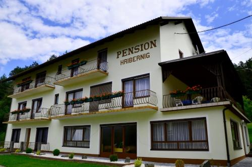Fotografie hotelů: Pension Hribernig, Sankt Primus am Turnersee