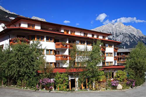 Fotografie hotelů: Aktiv-Hotel Traube, Wildermieming