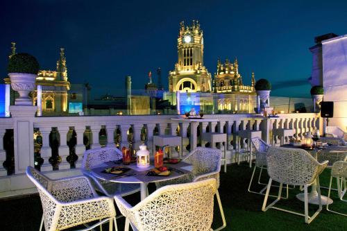 La Terraza Del Casino Madrid A Michelin Guide Restaurant