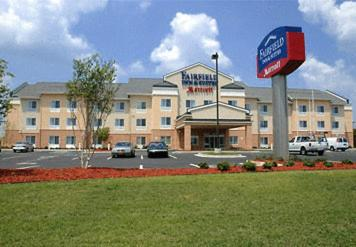 Fairfield Inn and Suites Cordele Review