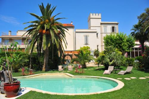 Marseille spa hotels and resorts - Villa blanche marseille ...