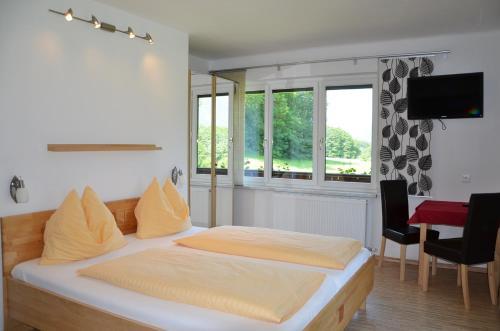 酒店图片: Pension Strauß - Apartments, 奥西阿赫