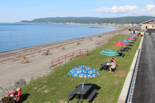 Hotel Pictures: Motel Manoir sur Mer, Sainte-Anne-des-Monts