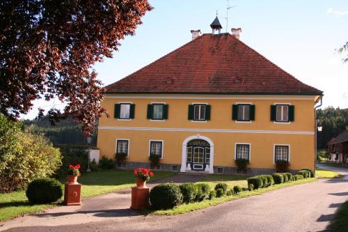 酒店图片: Mentehof, Sankt Georgen am Längsee