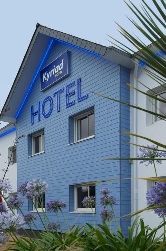 Hotel Pictures: , Pont-l'Abbé
