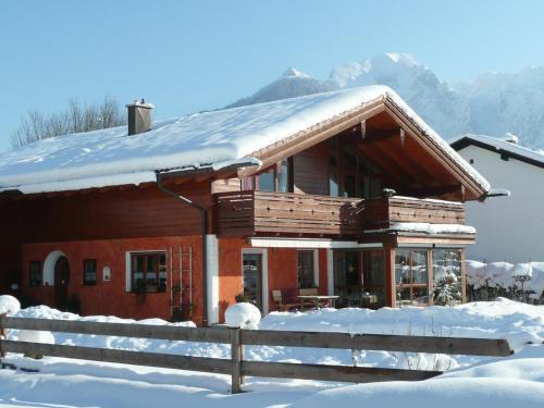 Hotel Pictures: Haus Rosenrot, Bischofswiesen