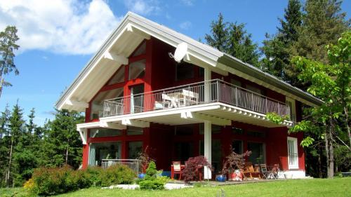 Hotellikuvia: Ferienhaus Melita, Bleiburg