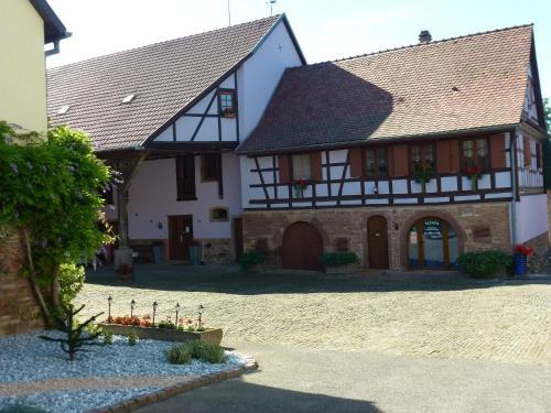Hotel Pictures: , Breuschwickersheim
