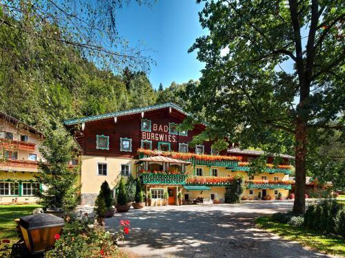 Fotos de l'hotel: Pension Heilbad Burgwies, Stuhlfelden