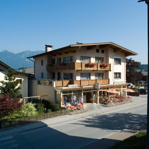 Fotos do Hotel: Pension Schenkenfelder, Bad Häring