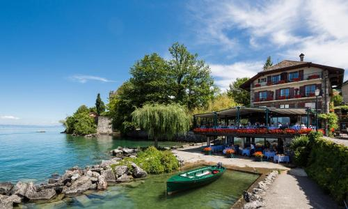 Hotel Pictures: , Yvoire