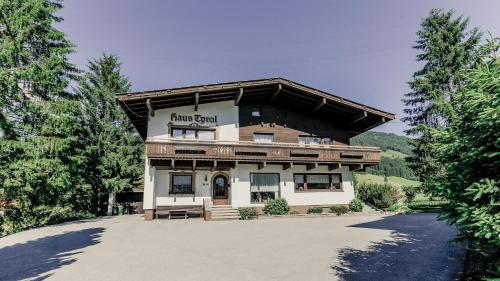 Hotellikuvia: Haus Tyrol, Gerlos