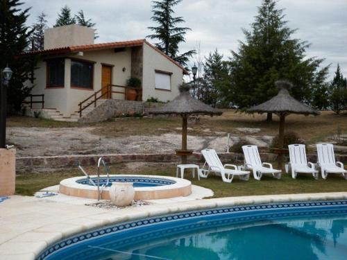 Fotos del hotel: Cabaña Refugio De Piedra, Tanti