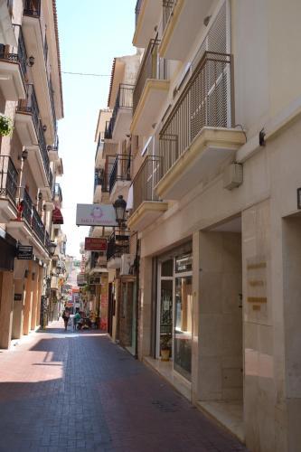 Hotels benidorm hotel reserveren in benidorm viamichelin - Hostal el jardin benidorm ...