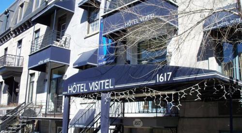 Hotel Pictures: Hotel Visitel, Montréal