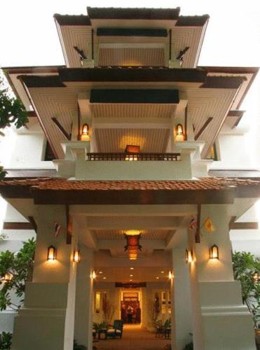 Frangipani Serviced Residences