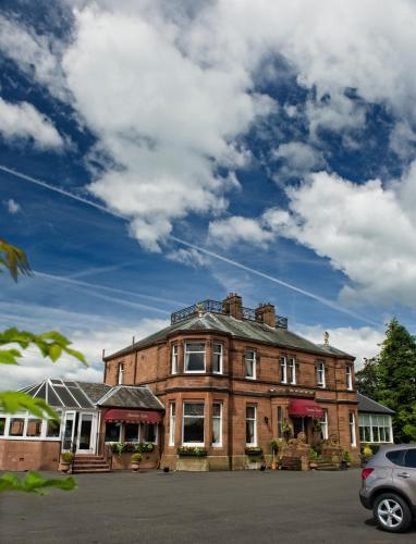 Hotel Pictures: Somerton House Hotel, Lockerbie