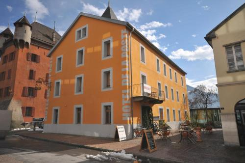 Hotel Pictures: , Sierre