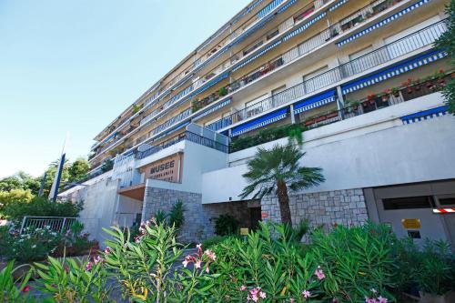 Appart 39 hotel villa leonie villefranche sur mer for Appart hotel menton
