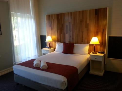 Foto Hotel: Rose City Motor Inn, Benalla