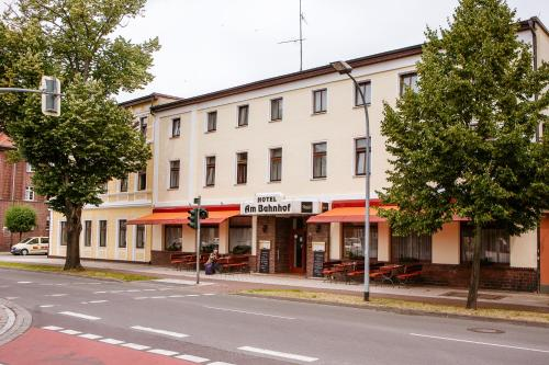 Hotel Pictures: Hotel am Bahnhof, Stendal