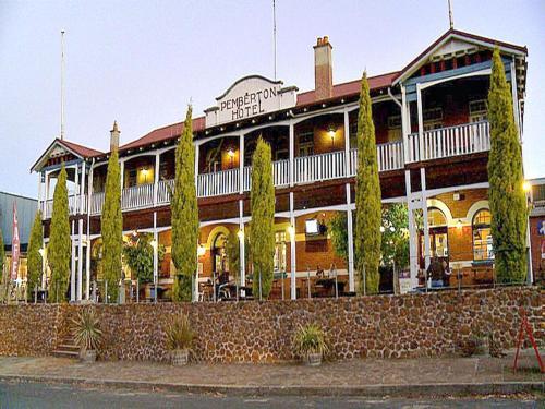 Fotos do Hotel: , Pemberton