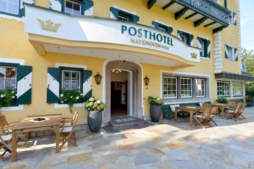 Hotel Pictures: Posthotel Mayrhofen, Mayrhofen