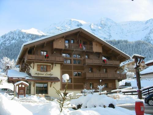 Hotel Pictures: Alpine Lodge 8, Les Contamines-Montjoie