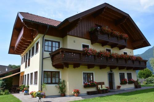 Fotografie hotelů: APPART WEISSE Urlauben am Wolfgangsee, Sankt Gilgen