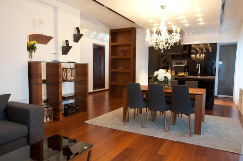 Split Luxury Residences Apartment