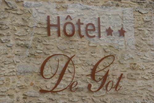 Hotel Pictures: Hotel de Got, Villandraut