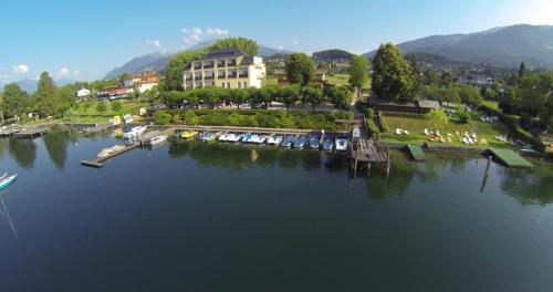 ホテル写真: Strandhotel Pichler, Seeboden