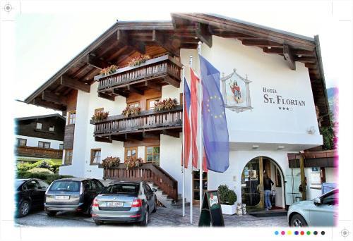 Hotellikuvia: Hotel St. Florian - Kaprun, Kaprun