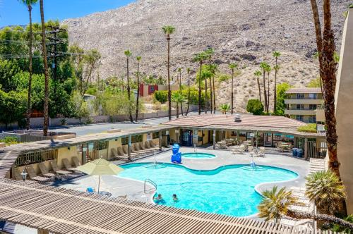 Hotel Pictures: Vagabond Inn Palm Springs, Palm Springs