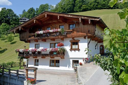 ホテル写真: Ferienhaus Waidmannsruh, Hippach
