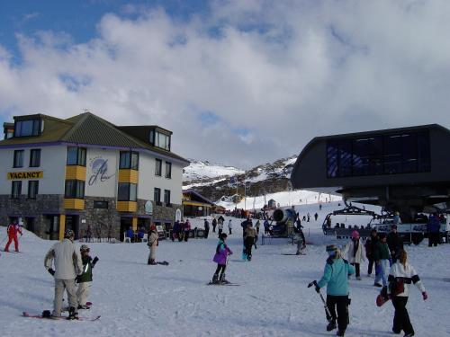 Hotelbilleder: Perisher Manor Hotel, Perisher Valley