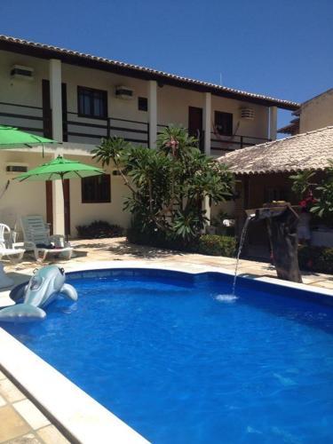 Hotel Pictures: Pousada Villa Joia, Barra de São Miguel