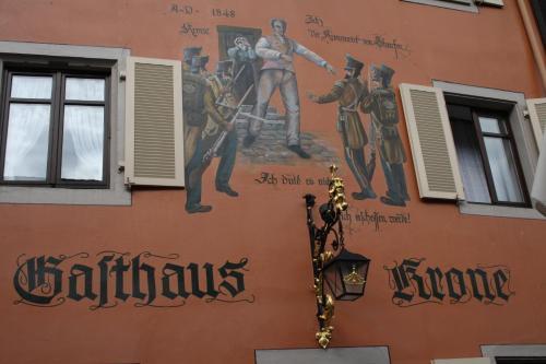 Hotel Pictures: Die Krone, Staufen im Breisgau