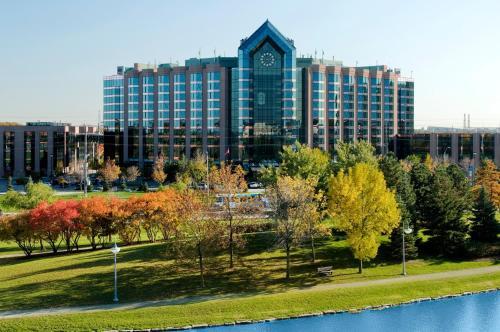 Hotel Pictures: Hilton Suites Toronto-Markham Conference Centre & Spa, Markham