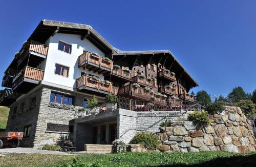 Hotel Pictures: Hotel Aletsch, Bettmeralp