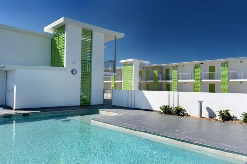 Hotellikuvia: Potter's Oceanside Motel, Mackay